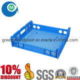 Plastic Turnover Box Mold Injection Folding Crate Mould