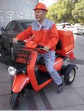 Three Wheel Electric Recumbent Trike Motorized Bicycle Scooter for Grown UPS/Adults