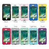 Shockproof Waterproof PC TPU Armor Cellphone Case for iPhone 7plus