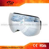 Stylish Waterproof Windproof Anti Fog Magnet Interchangeable Lens Airsoft Ski Goggles