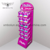 Point of Sale Convienient Cardboard Paper Display Stand