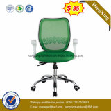 Clerk Office Furniture Mesh Computer Table PVC Office Chair (Hx-Y006)