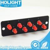 Fiber Adaptor Panel St Simplex Singlemode