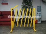 Heavy Duty Expandable Safety Barrier, Iron Barrier, Steel Barrier