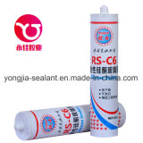 Competitive Price Glass Adhesive Transparent Silicone Sealant (RS-C6)