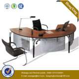Elegant Design Office Furniture L Shape Manager Office Table (NS-NW129)