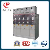 Fully Insulated Compact Switchgear with Sf6 Gas Arcing
