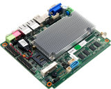 3.5inch Fanless Embedded D2550 Mainboard with Dual 1000m LAN
