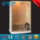 New Sanitary Ware Full-Tempered-Glass Dry Steamer for Bathroom (BZ-5035)