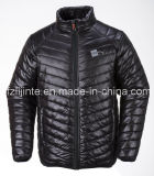 Winter Fake Down Padded Outdoor Jacket for Men