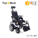 Fashion Seat Angle Adjustable Comfortable Seat Electric Power Wheelchair