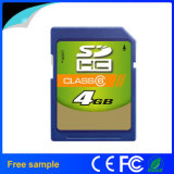 Wholesale 4GB SD Memory Card Class 6