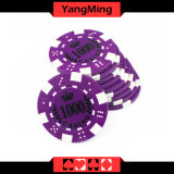 Cheap / Custom Design Numbered Poker Chips with ABS Plastic Casino Chips Ym-Cp009 / Cp010