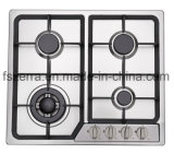 Classic Popular Stainless Steel Built in Gas Cooker Jzs54203