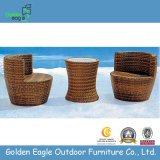 Rattan Outdoor Furniture Chair and Table (FP0046)