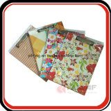 Custom A4 Clip File Folder with Notepad