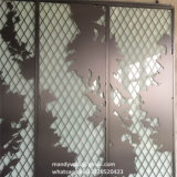 Interior and Exterior Decorative CNC Partition Panel