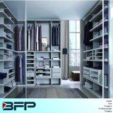 White Walk in Closet Cabinet Customized