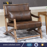 Modern Hotel Restaurant Living Room Furniture Wooden Leisure Chair Sbe-Cy0339