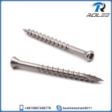 Stainless Steel Square Drive Trim Head Type 17 Deck Screw