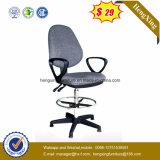 Fabric Seats Metal Ring Lab Chair Bar Stools (HX-J018)