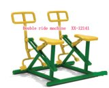 Double Ride Machine Xx-12141 for Outdoor Fitness Equipment