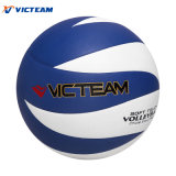 Thermally-Bonded Hybrid Leather Modern Volleyball