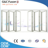 OEM Big Folding Door Aluminum Entry Folding Door