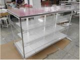 Cute Color Multifunctional Acrylic&Wood&Metal Briefs Display Stand