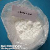 Top Quality Food Pharma Grade Tartaric Acid with Hot Sale