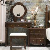 Fashion Bedroom Furniture Solid Wood Dresser (AS822)