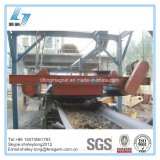 Auto Type Conveyor Belt Electro Magnetic Separator for Iron Impurities