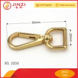 Luxury Handbag Swivel Hook Metal Customed Dog Leash Hook