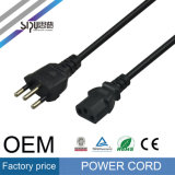 Sipu Brazil AC Power Cord Wholesale 3-Pin Computer Power Cable