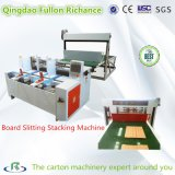 Paper Board Slitting Stacking Machine for Partition Assembing Machine