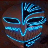Luminous EL Wire Light up Mask
