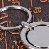 Customized Shape Metal Keychain with Logo