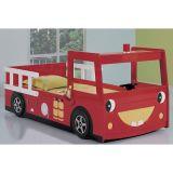 2014 Newest Design Red Kids Bus Bed, Child Bed Room (WJ277454)