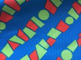 100%Polyester Printed Fabric for Garment 75D*150d 150GSM