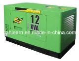 12kVA Silent Water Cooled Diesel Generator Set (GF2-12kVA)