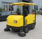 Four Brush Street Cleaner Electric Sweeper