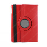 360 Degree Rotating PU Leather Case for iPad