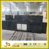 G654 Padang Dark Grey Graniite Kitchen Countertop