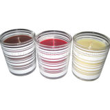 Outdoor Use Anti-Mosquito Citronella Candle in Jar Without Anti-Dumping Duty (GF012)