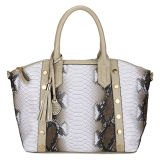 2015 New Python Leather Ladies Designer Handbags (MBLX033097)