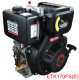 Single Cylinder Diesel Engine for Generator with CE