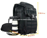 Double Shoulder Quality Camera Backpack Pack Bag (CY5821)