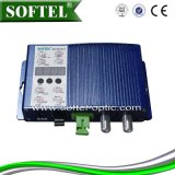 CATV FTTH Optical Satellite Receiver