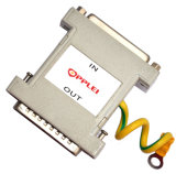 Opplei RS232 in-Line Surge Protection
