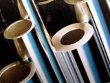 Polished Stainless Steel Seamless Pipe (TP316L)